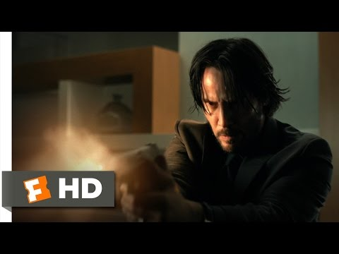 John Wick (2/10) Movie CLIP - Noise Complaint (2014) HD