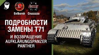 Новый французский ЛТ8 и возвращение РазвеПантеры - Танконовости №146 - Будь готов
