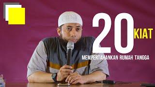 Video 20 Kiat Mempertahankan Rumah Tangga - Ustadz DR Khalid Basalamah MA MP3, 3GP, MP4, WEBM, AVI, FLV April 2019