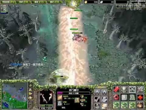 DotA - YaphetS PlaY (2 part) The Best Quality