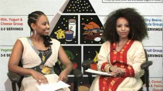Healthy Eating in the Ethiopian community
