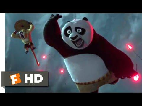 Kung Fu Panda 2 (2011) - Furious Five Faces Furious Fire Scene (6/10) | Movieclips