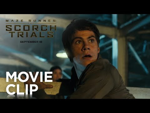 Maze Runner: The Scorch Trials (Clip 'Surrounded')