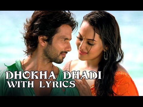 With lyrics - To watch more log on to http://www.erosnow.com Watch 'Dhokha Dhadi' Full Song - http://erosnow.com/#!/music/watch/1005266/r...-rajkumar/6122847/dhokha-dhadi ...