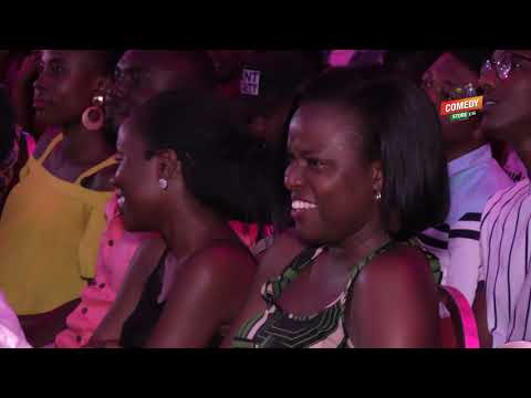 Alex Muhangi Comedy Store March 2019 - Amooti