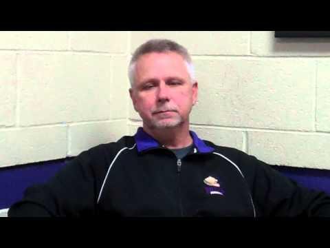 Softball Coach Doug Chance talks about the fall season