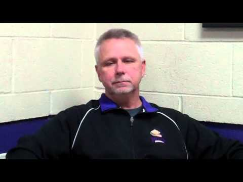 Softball Coach Doug Chance talks about the fall season