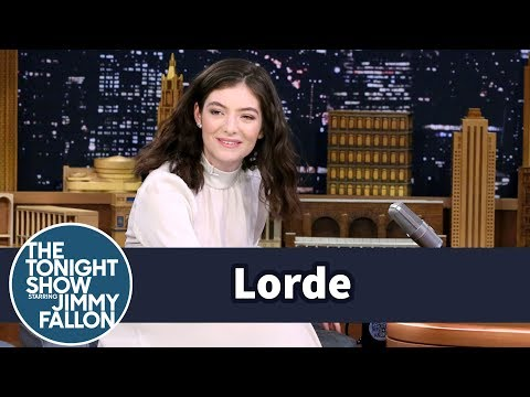 Download Lorde Reveals Her Secret Instagram Dedicated to Reviewing Onion Rings HD Mp4 3GP Video and MP3