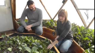 Episode 6: Tracking Our Harvest in the 15' Growing Dome®