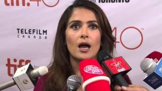 Nonton SEPTEMBERS OF SHIRAZ stars Adrien Brody and Salma Hayek at TIFF 2015 Film Subtitle Indonesia Streaming Movie Download