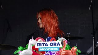 Video Rita Ora - 'Anywhere' (live at Capital's Summertime Ball 2018) MP3, 3GP, MP4, WEBM, AVI, FLV Juni 2018