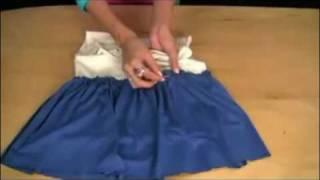 Tự sáng chế váy búp bê xinh xắn
