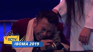 Video The Sacred Riana MENEGANGKAN!! Ngebuat Raffi Ahmad Ketakutan di Panggung IBOMA 2019 MP3, 3GP, MP4, WEBM, AVI, FLV Mei 2019