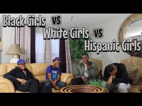 Black Girls vs White Girls vs Hispanic Girls - Would You Rather? Ft. Damoni, Lyndon, and Trakel