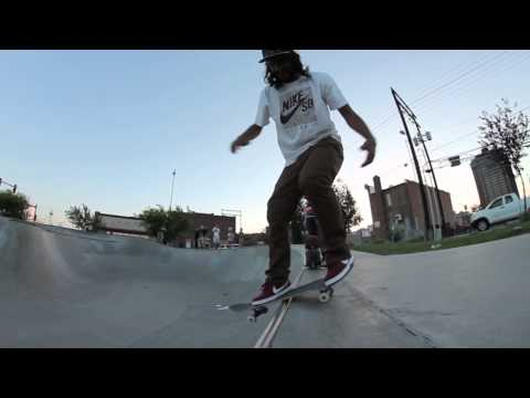 Billings Skatepark edit Summer 2014