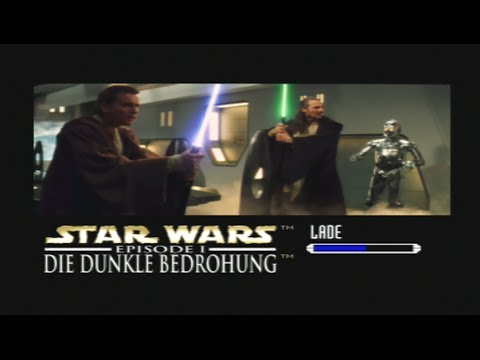 Star Wars Episode 1 – Level 1: Station der Handeslföderation (PSX)