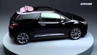 Citroën DS3 Cabrio - analiza liniei exterioare