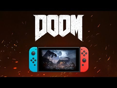 Hoy analizamos: DOOM, para Nintendo Switch
