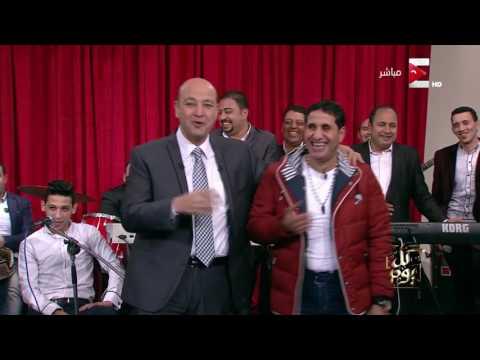 عمرو أديب يحرض أحمد شيبة على السبكي