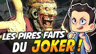 Video LES PIRES CHOSES QUE LE JOKER AIT FAITES !!!!! MP3, 3GP, MP4, WEBM, AVI, FLV Juli 2017
