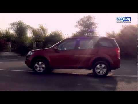 Mahindra XUV 500 vs. Toyota Fortuner Video Comparison by CarToq.com