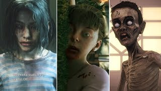 Video 5  Most Heartbreaking Scenes of Kids Turning Into Zombies in Video Games MP3, 3GP, MP4, WEBM, AVI, FLV September 2019