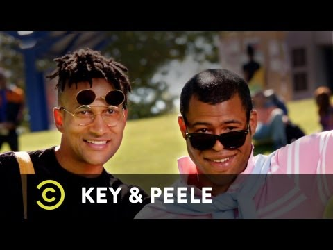 check - A guy teaches his friend a very important anatomy lesson. Key & Peele returns to Comedy Central Fall 2013.