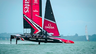 The story of the boat 'New Zealand' which Emirates Team New Zealand will take to Bermuda to win the America's Cup back in June this year.