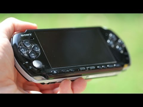 psp - Classic Game Room HD reviews the Sony PSP model PSP-3001, released in 2008. This PSP is the unit that CGR uses for all of the PSP reviews because it has an a...