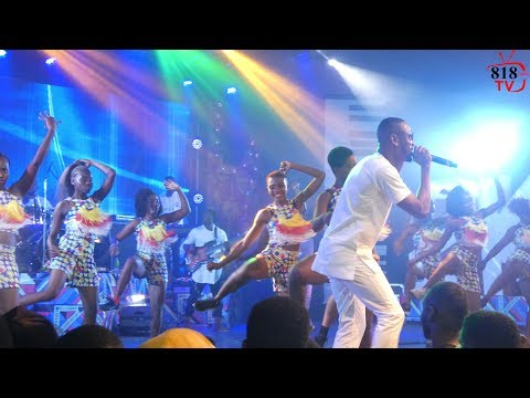 Mr 2kay Performance At The Elevated Concert 2018