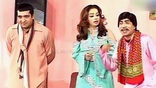 Best Of Zafri Khan and Sajan Abbas New Pakistani Stage Drama Full Comedy Funny Play | Pk Mast