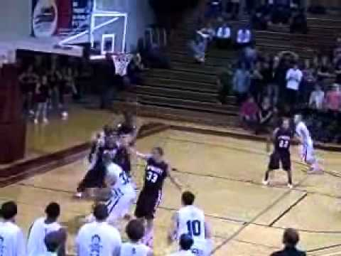 Guilford Men's Basketball vs McMurry Highlights 11/19/10