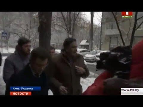 Подробности задержания Михаила Саакашвили в одном из ресторанов Киева (видео)