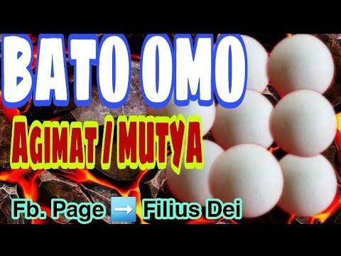 BATO OMO | ORASYON PAMPALAKAS | AGIMAT ANTING-ANTING | MUTYA | ALBULARYO MANGGAGAMOT | ASWANG HORROR