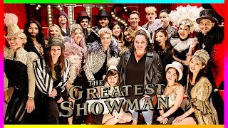 Video The Greatest Showman - This Is Me (Official YouTubers Music Video) MP3, 3GP, MP4, WEBM, AVI, FLV Januari 2018