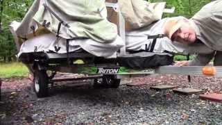 1. Triton Kayak and Canoe Trailers: Episode 193