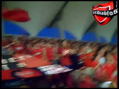 Rediablos Noche Roja 2009 - Los REDiablos - Ñublense