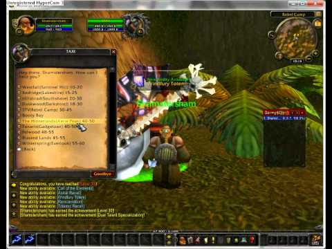 WoW Private Server: WoWBeez : How to get to level 85 part 1