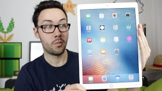 TEST iPad Pro : le plus grand iPad, trop cher et inutile ?!