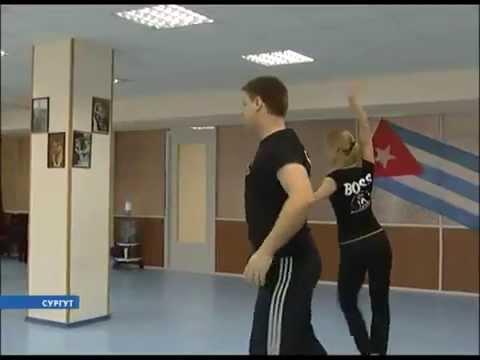 """В Сургуте стартовал масштабный проект """"Звездные танцы"""""""