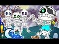Chumbala Cachumbala   El Baile de Los Piratas Esqueletos    Lunacreciente