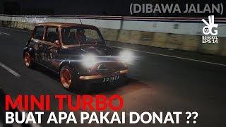 Video Mini Turbo Pakai Donat?   VLOG BENGKEL #14 MP3, 3GP, MP4, WEBM, AVI, FLV Januari 2019