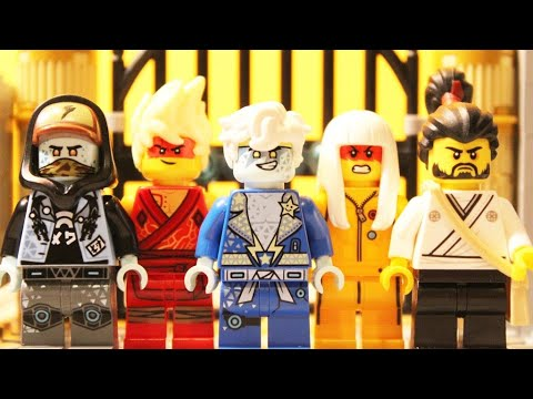 LEGO Ninjago Cyber Prime - Episode 9: The Path To Victory