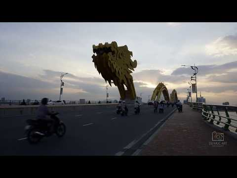 Time-lapse Da Nang city 1