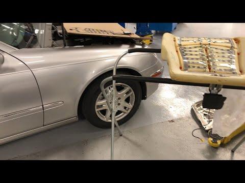 SRS Malfunction Mercedes? SRS Airbag Light Warning?