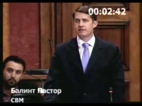 Parlamenti felszólalás - Az Ügyrend értelmezéséről-cover