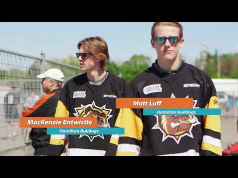 2016 CAAAR! 3 on 3 Road Hockey Tournament Highlights