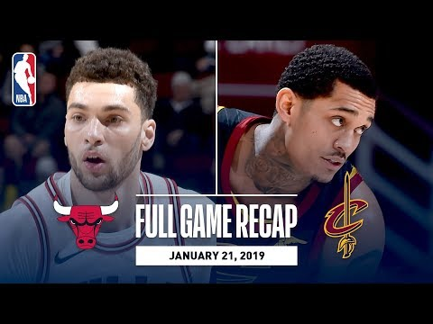 Video: Full Game Recap: Bulls vs Cavaliers | LaVine Records His 30th 20-Point Game Of The Season