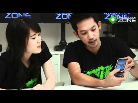 OverclockZone TV EP.53 BlackBerry Torch 9810, Curve 9360 (HD)