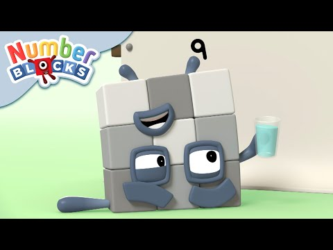 Numberblocks - Hiccups | Learn to Count